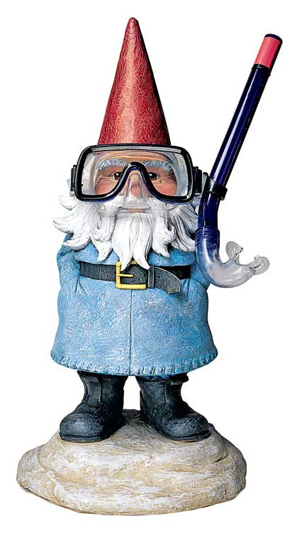 Travelocity Roaming Gnome