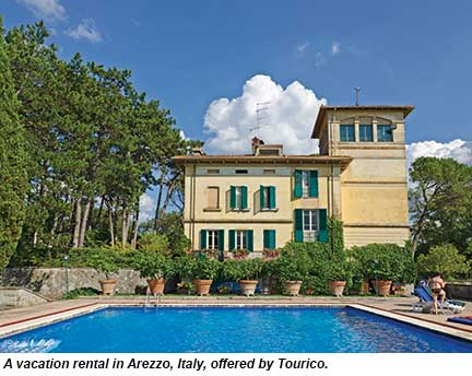 Tourico Holidays villa
