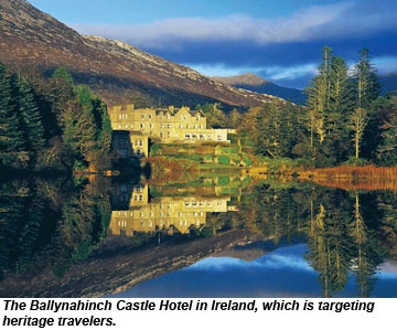 Ballynahinch Castle Hotel Ireland