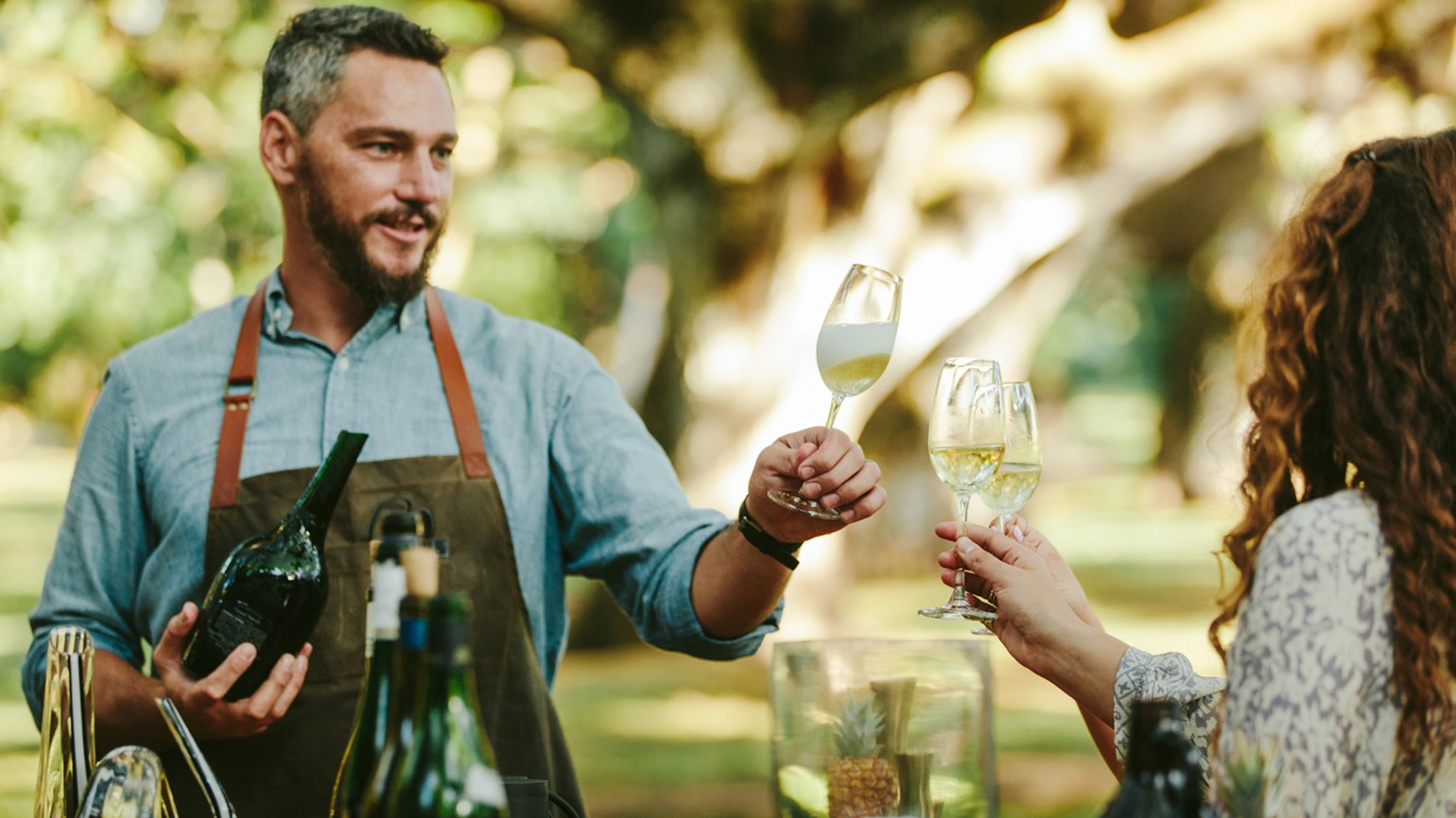 Four Seasons Maui's Fire & Wine dinners feed guests' curiosity, as well