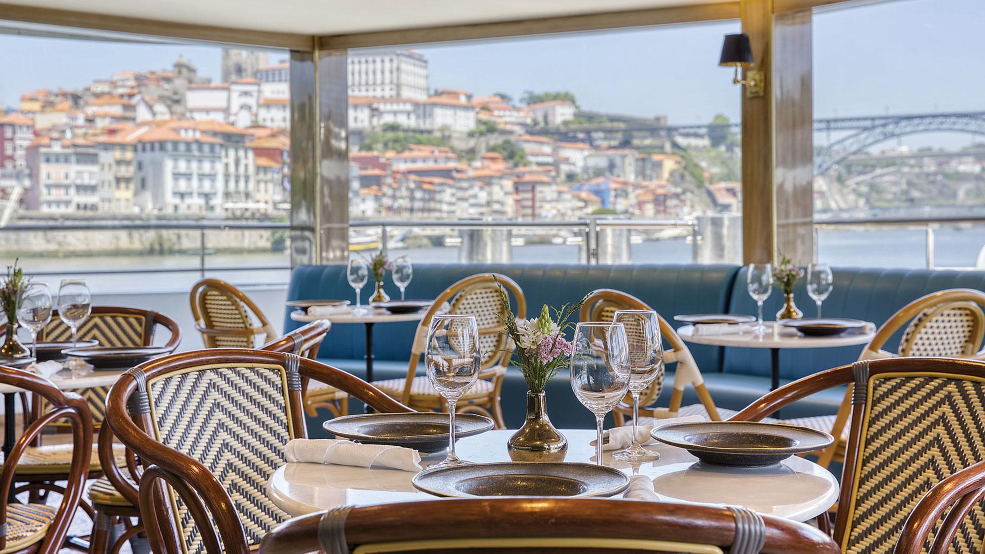 Uniworld's Sao Gabriel makes debut in Portugal