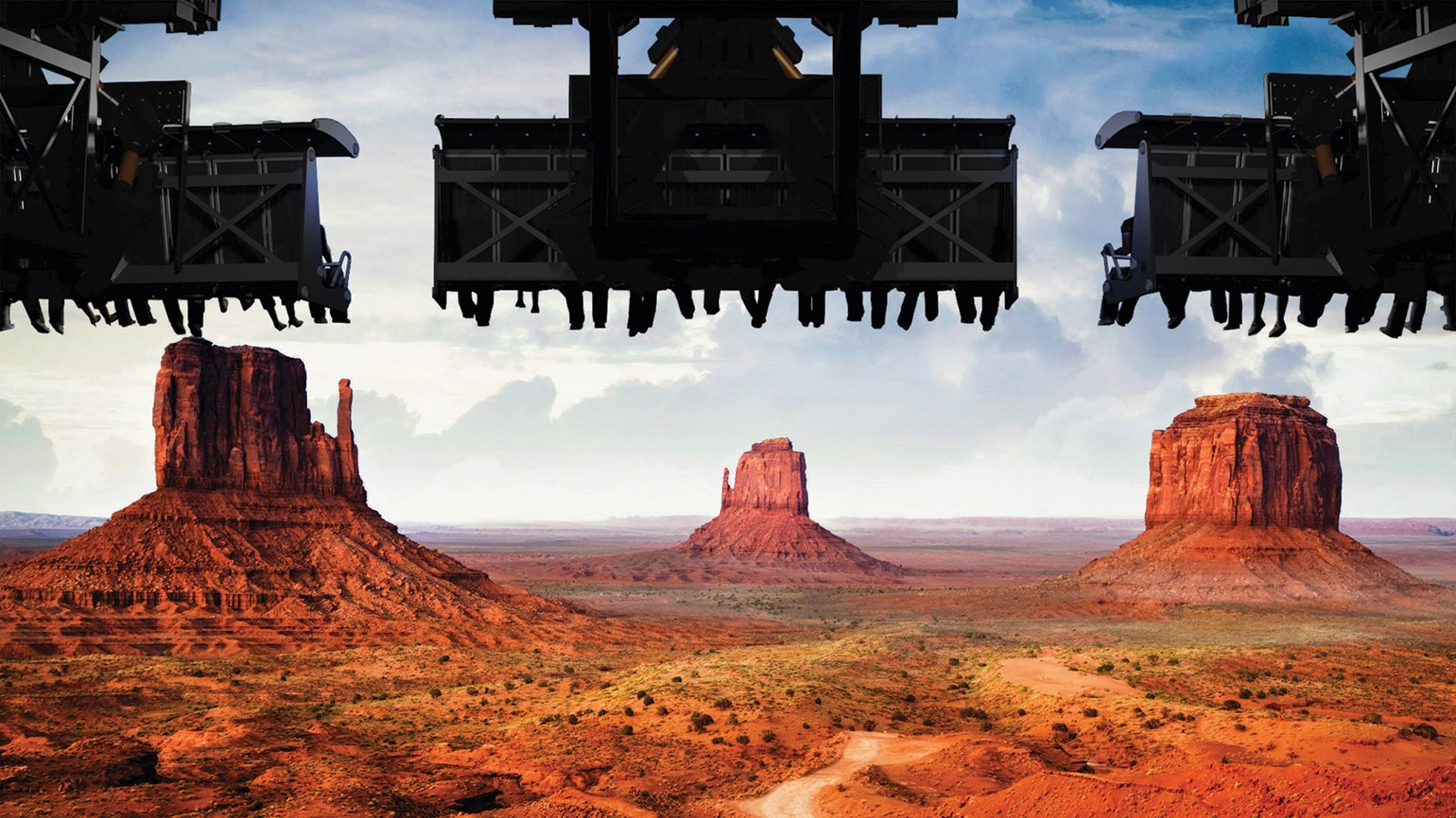 Now boarding: Las Vegas' newest 'Wild' ride