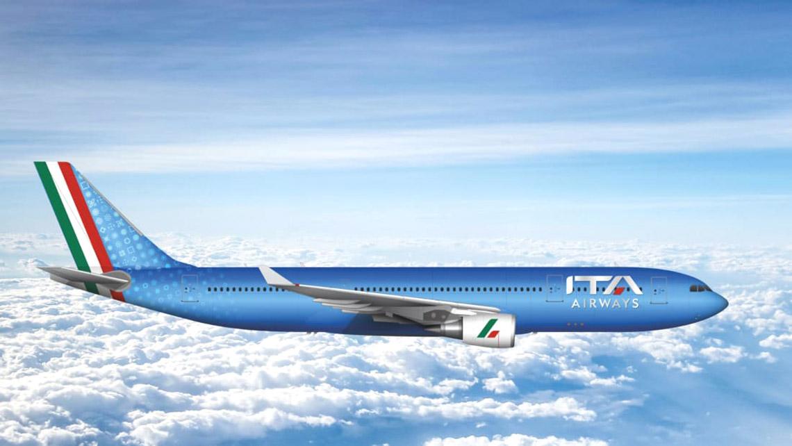 Alitalia successor ITA Airways launches with new look