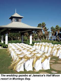 Jamaica S Half Moon Resort Offers Alluring Wedding Plan