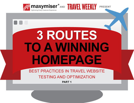 Best Practices 3 Routes to a Winning Homepage