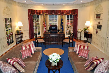 Oregon Oval Office