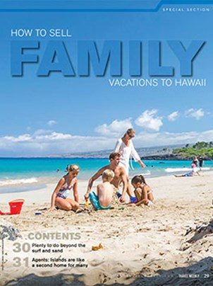 2017 How to Sell Family Vacations to Hawaii