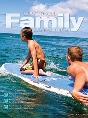 2015 How to Sell Family Vacations to Hawaii