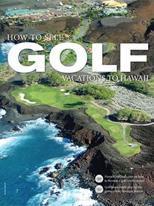 2015 How to Sell Golf Vacations to Hawaii