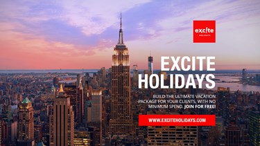 Excite Holidays 3 Vacation Packages