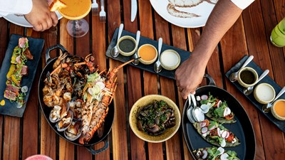 Los Cabos Farm to Table Dining