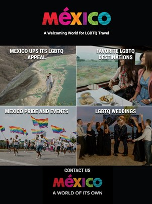 Mexico: A Welcoming World for LGBTQ Travel