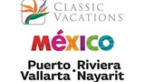 2018 Puerta Vallarta, Mexico, Classic Vacations Logo