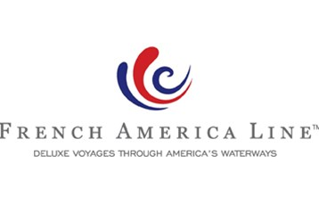 French America Line Logo