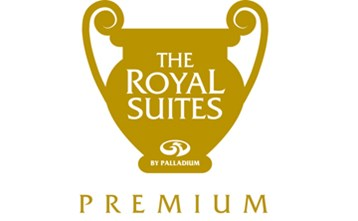Palladium Royal Suites logo