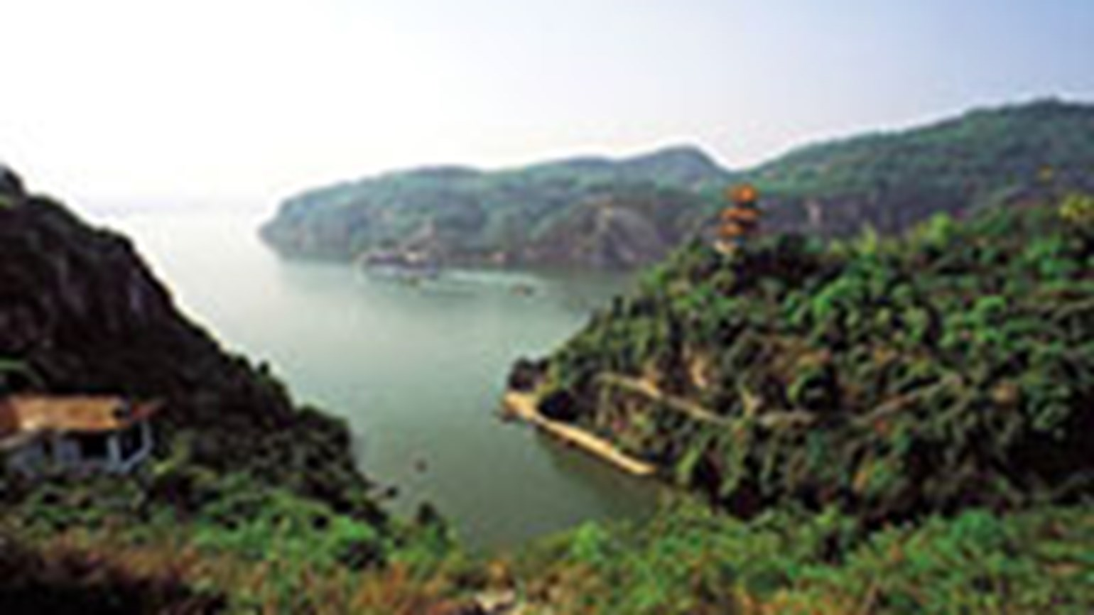 China and Yangtze River, $2,499
