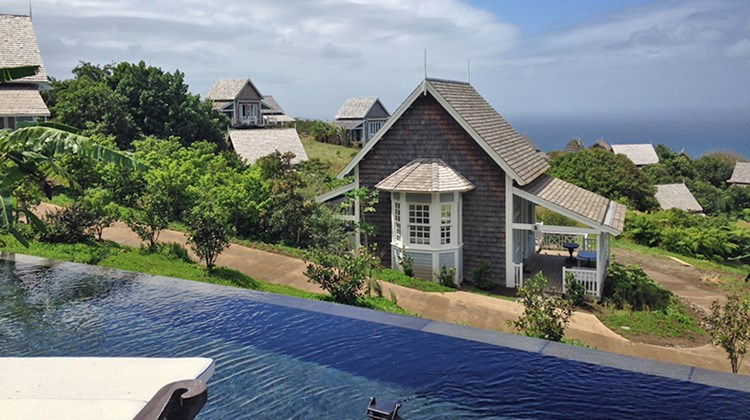 Belle Mont Farm has 84 guest cottages spread about its 400-acre site. In addition, there are four-bedroom Farmhouses and the Yaya Groves Villas.