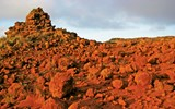 About a 45-minute drive from Lanai City, the otherworldly rock formations of Keahiakawelo, often referred to as the Garden of the Gods, draw a fair number camera-wielding visitors around sunset. The sacred site is the result of a battle between two ancient Hawaiian priests, according to one long-told Lanai tale.
