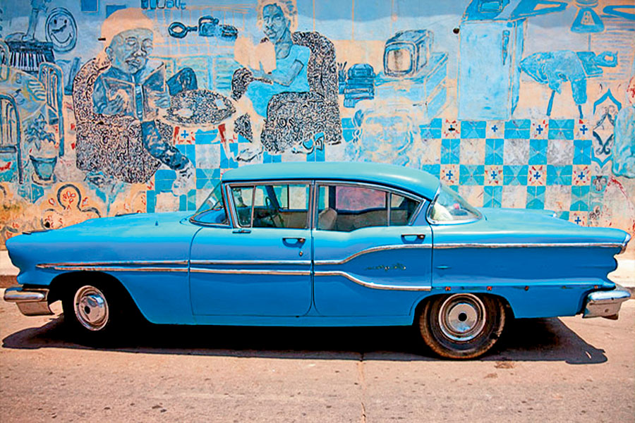 The real Cuba: Travel Weekly