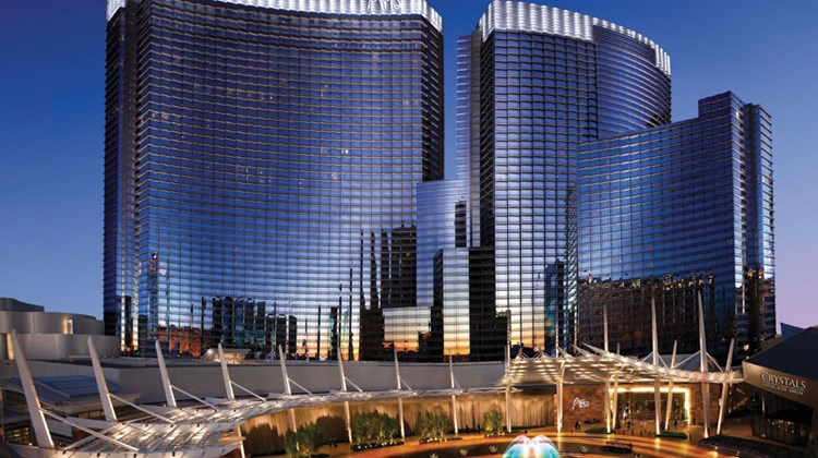 CityCenter added more than 4,000 rooms to the Las Vegas Strip with the December 2009 opening of the Aria Resort & Casino.