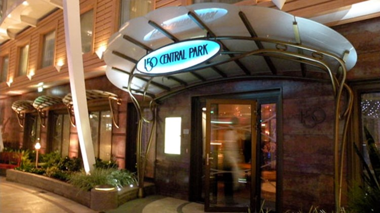150 Central Park is the most upscale restaurant on the Oasis.