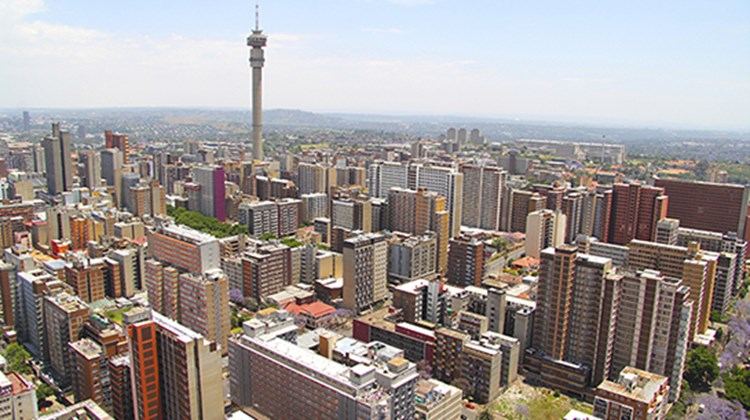 South Africa made it to the top of the list for Jackie Friedman, Nexion, and Tim Mullen, Travel Impressions. Pictured here, the Johannesburg skyline.