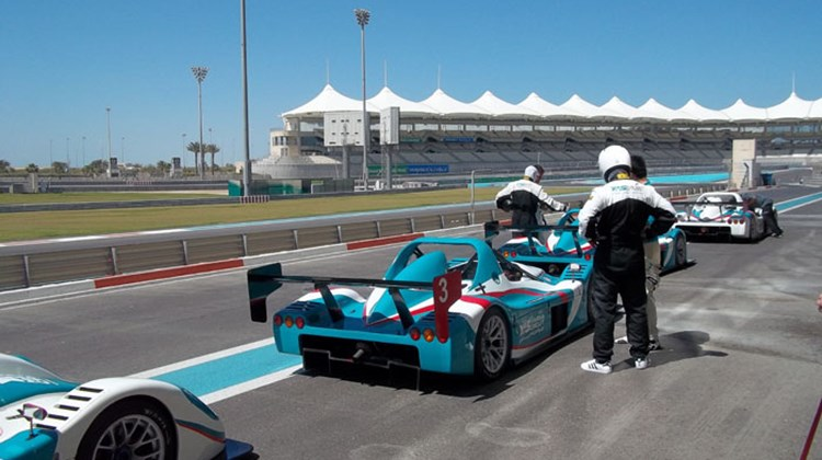 The Yas Driving School at Abu Dhabi's Yas Marina Circuit complex offers visitors lessons in Formula 1-style racing.