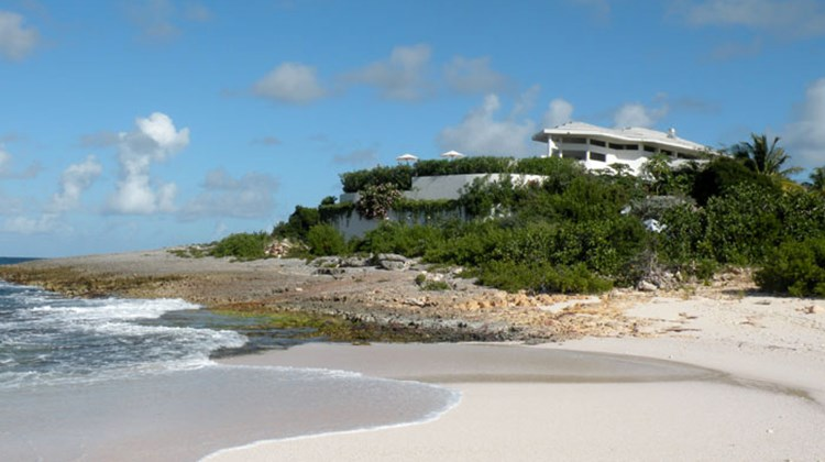 No beach in Anguilla is private, but the one just off the driveway at Exclusivity is as close as it gets.