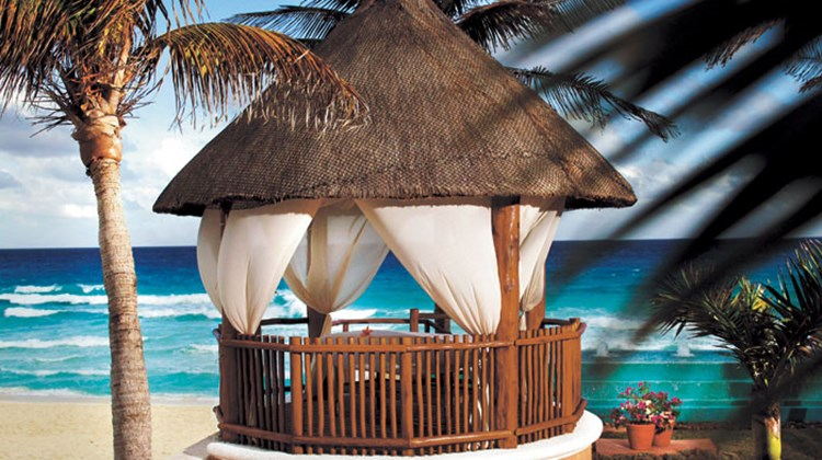 The Kayanta Spa at the Ritz-Carlton, Cancun.