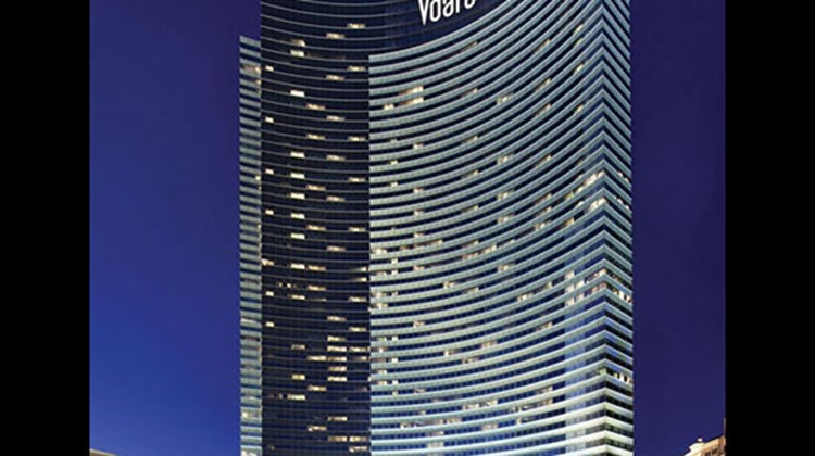 Originally conceived as a luxury-residential complex, CityCenter's 1,495-key Vdara Hotel & Spa was repurposed as a resort when the Las Vegas-area residential real estate market bottomed out.