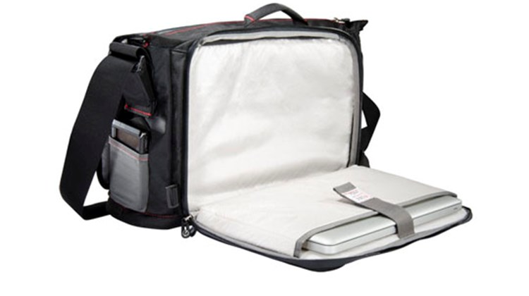 What's New What's Hot is Travel Weekly's look at useful and fun travel gadgets, edited by Joe Rosen. First up, the Trident Messenger Bag, designed for business travelers with laptops in tow. The bag's primary calling card is its FastPass laptop compartment, which is designed to allow you to pass through airport security without having to go to remove your computer from its case.