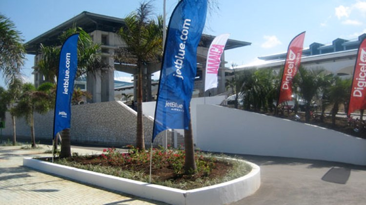 The Montego Bay Convention Center in Jamaica hosted its first event, the Caribbean Marketplace, in late January.