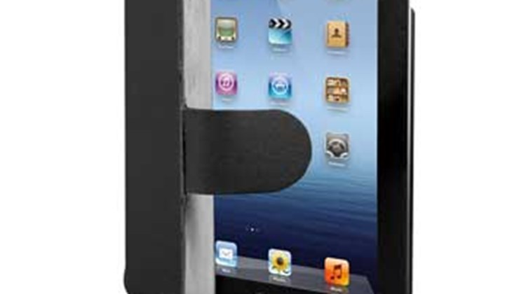 This case from BodyGuardz for the iPad 2,3 and up (and Kindle Fire), unlike Apple's proprietary case, covers both the back and front of the device, providing an extra level of protection. The Garrison Folio allows full access to the screen, controls and ports and its bi-fold, leather screen cover, which folds back to form a landscape stand, offers the convenient wake/sleep function. An anti-glare, anti-fingerprint screen protector is included.