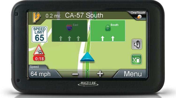You've seen one GPS you've seen them all, right? Well, wrong, at least in this case. The Magellan RoadMate 2230T-LM, which comes with a 4.2-inch touch screen, includes a helpful feature called Landmark Guidance, which on occasion substitutes spoken directions incorporating landmarks such as a corner gas station or other easily recognizable markers for street names.
