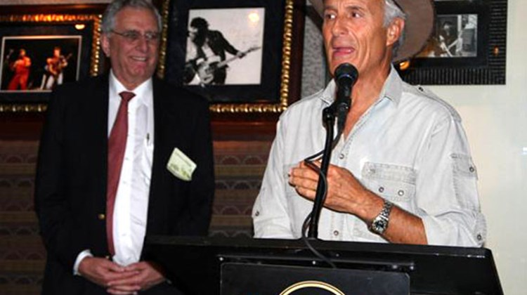 "South Africa's Mantis Group, South African Tourism USA and South African Airways USA played host to ""Jungle Jack"" Hanna at the launch of Hanna's ""Into the Wild"" television series."