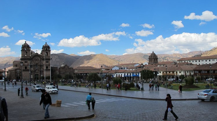 Inca Foundations: Much of Cusco, including its main square, is built on Inca foundations