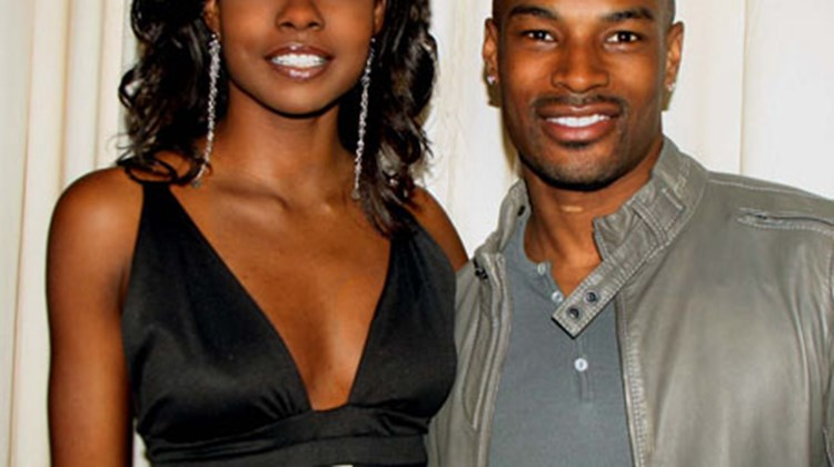 Former Miss Universe, Trinidad and Tobago's Wendy Fitzwilliam and model-TV host Tyson Beckford promote the island nation's upcoming Carnival season.