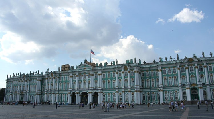 St. Petersburg's Winter Palace