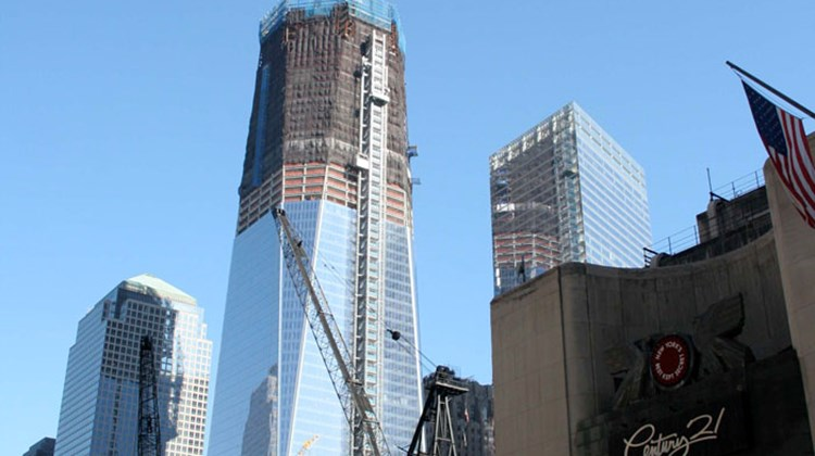 Travel Weekly reporter Michelle Baran had an opportunity to tour the 9/11 memorial site before it opens to the public next month. 1 World Trade Center, formerly known as the Freedom Tower, will be the tallest skyscraper in New York when completed.