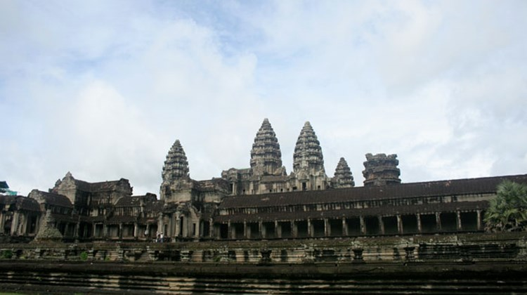 Cambodia's Angkor Wat temple complex