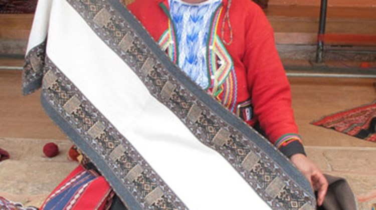 Traditional Textiles: A woman's weaving skill can be as valuable as land or livestock