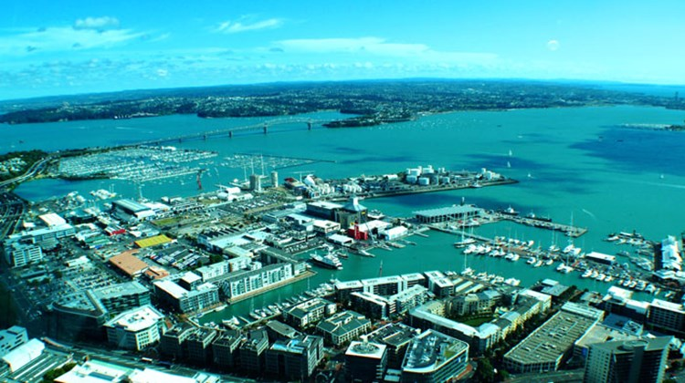 Home to the largest number of sailboats per capita in the world, Auckland is often called the City of Sails, sprawling across an isthmus separating Manukau and Waitemata Harbours. The Auckland Harbour Bridge was first opened in 1959, linking central Auckland to its North Shore communities, and offers the country's only bridge climb activity.