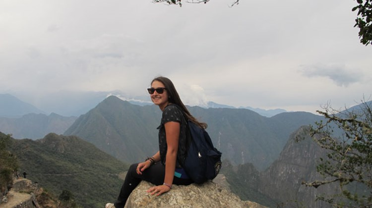 SunGate: Perspectives from 1,000 feet above Machu Picchu