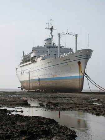 Where Old Ships Go To Die Travel Weekly