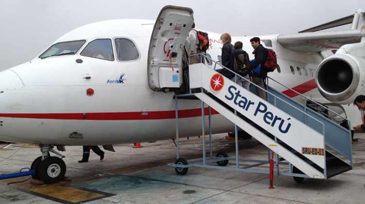 Over the Andes: Star Peru connects Lima and Cusco