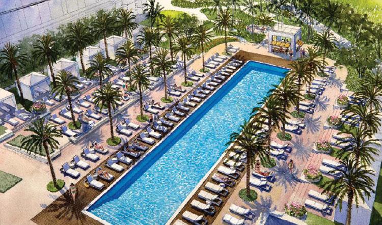 Baha Mar Unveils Renderings For 3 5b Resort Travel Weekly