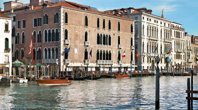 Starwood's Gritti Palace, along Venice's Grand Canal, recently completed a 15-month, $55 million renovation.