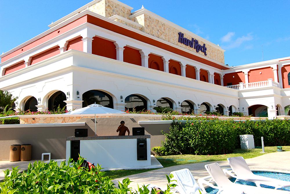 Hard Rock Riviera Maya Tunes Up Travel Weekly