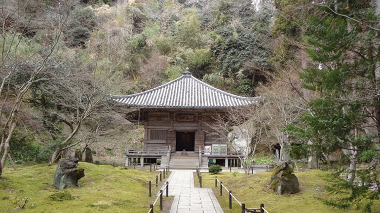 Japan's tourism industry has long dragged far behind the levels one would expect of the world's third-largest economy. But the country is taking steps to become more visitor-friendly. Zuiganji temple in Matushima is closed until 2018 following damage from the 2011 earthquake and tsunami. But smaller temples on its grounds, like the one pictured, remain open. Photos by Johanna Jainchill; posted June 5, 2012.