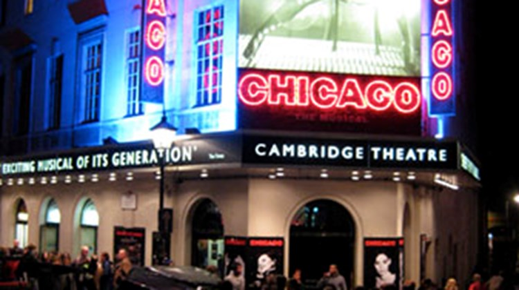 "The musical ""Chicago"" still pulls in the West End crowds 12 years after its premiere."